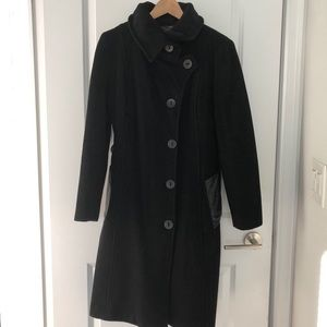 Mackage Wool Coat - medium